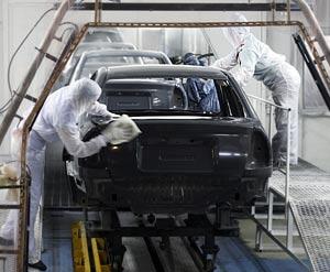 Корейский суд остановил производство российского автомобиля Tagaz Vega - Tagaz