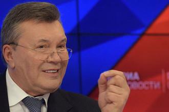 «Меня кинули как лоха»: Янукович раскрыл обман Запада