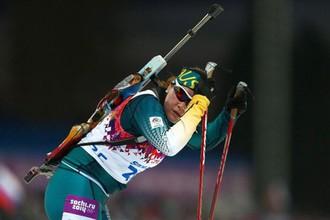 Австралийская спортсменка Люси Глэнвилл