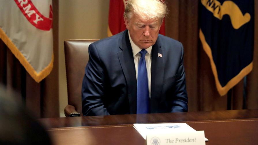 Трампа обвинили в поддержке Путина