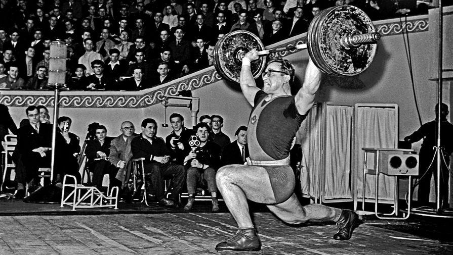Скончался олимпийский чемпион Юрий Власов