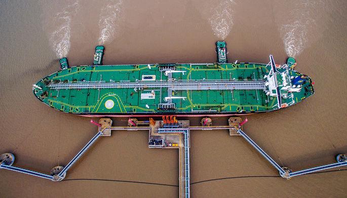 «Плавучая» нефть: объемы упали, а цены не выросли