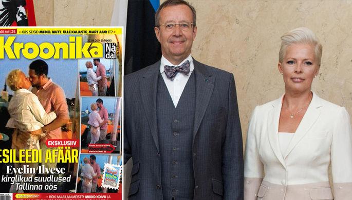Экс-президент Эстонии Тоомас Ильвес