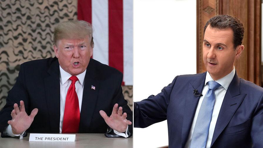 «Конец поддержке зверств Асада»: Трамп обсудил с Эрдоганом Идлиб