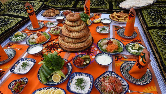 «Татарский дворик»: национальная еда как бизнес