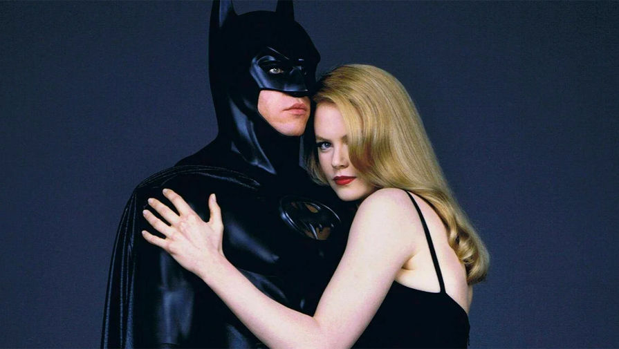 Кадр из фильма «Бэтмен Навсегда» (1995)