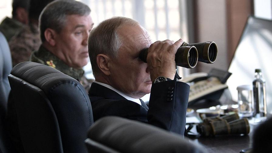 «Поставим на боевое дежурство»: Путин рассказал о новом оружии