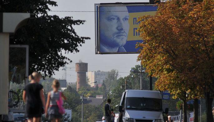 Кандидат в президенты Украины перепутал план Гитлера со своим