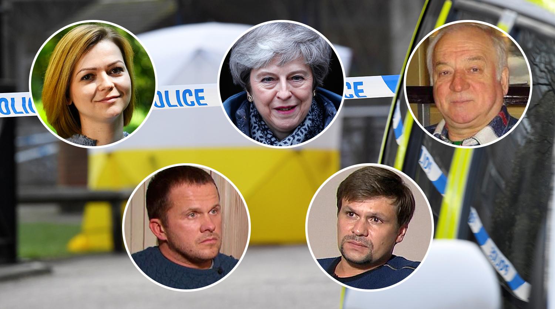 Times: впервые после Солсбери расширен состав дипломатов посольства РФ в Лондоне