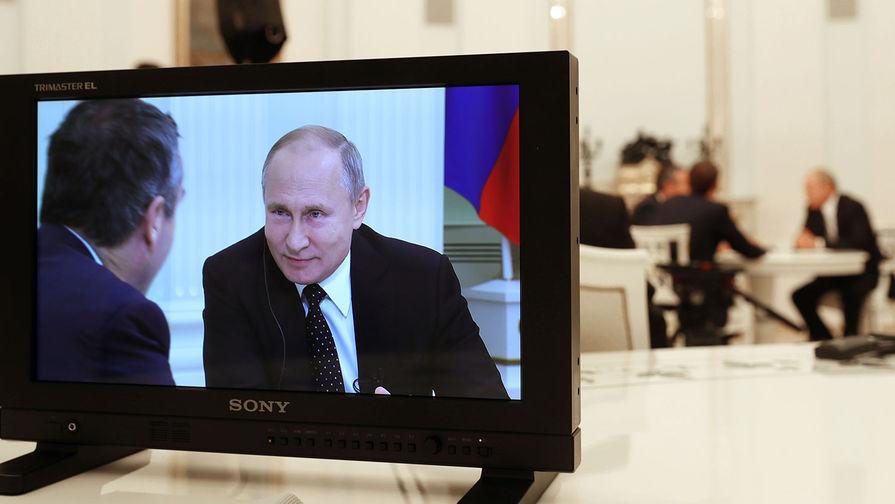 США не интересно: Путин рассказал о военном театре Европы