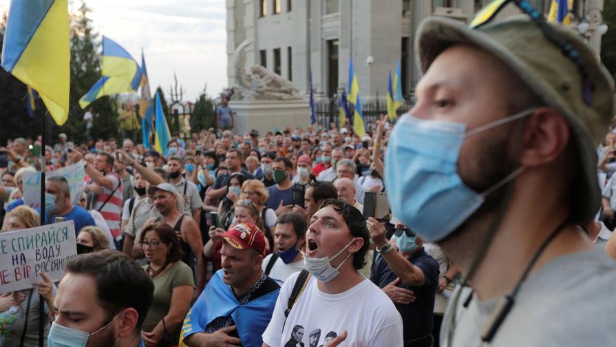 «Слуга России»: перемирие в Донбассе бьет по Зеленскому