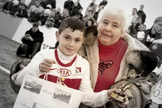 Берта-Панова Забелина для многих юных футболистов имела большое значение