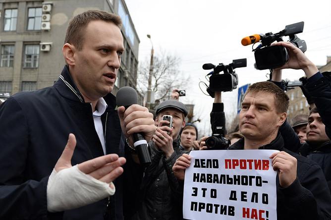 Называть дело Навального прецедентным странно, оно скорее типичное