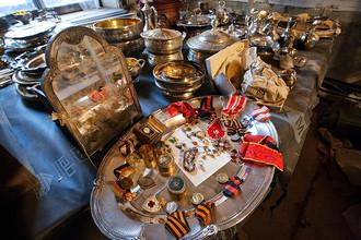 В Петербурге эксперты назвали цену кладу Нарышкиных, найденному при ремонте старинного особняка