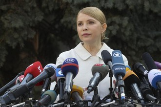 Тимошенко заявила об участии в выборах президента Украины