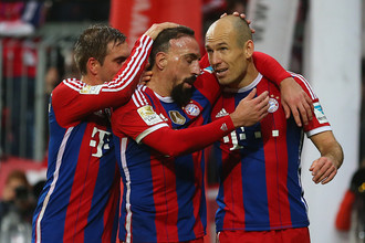 «Бавария» переиграла дортмундскую «Боруссию»