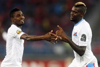 Игрок «Терека» Жереми Бокила помог ДР Конго выйти в полуфинал Чемпионата Африки по футболу
