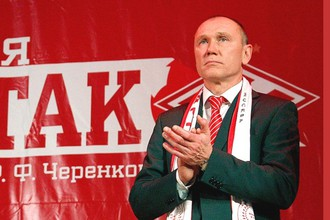 Новый генеральный директор «Спартака» Сергей Родионов