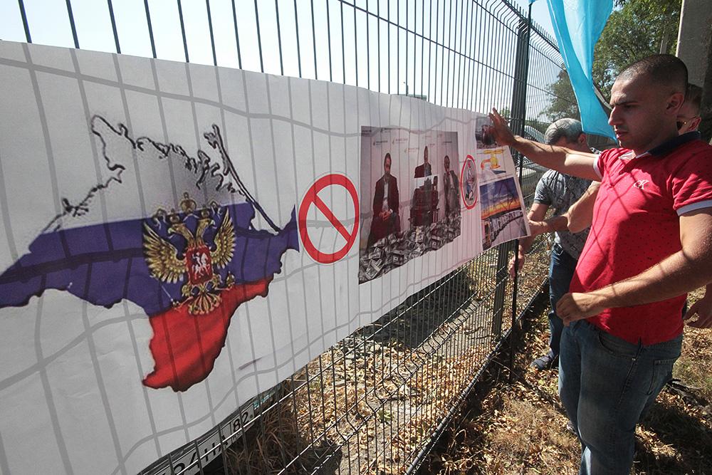 Крымчанин заставил ООН услышать неприятную правду об украинской блокаде
