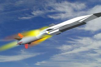 Гиперзвуковая ракета «Циркон»