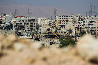 Район Дамаска, Сирия