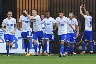 «Динамо» разгромило «Амкар» в рамках четвертого тура РФПЛ