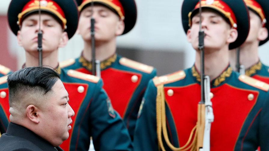 Ким Чен Ын высказался о перспективах отношений с США
