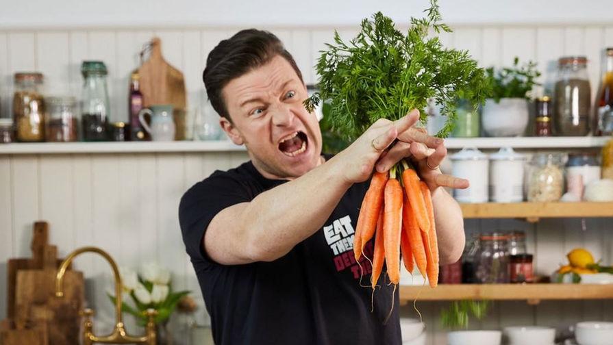Ведущий кулинарных передач Джейми Оливер признался, что не смотрит телевизор