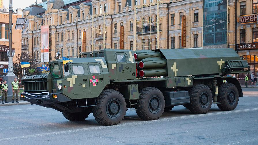 «Ольха» и «Булат»: чем Киев может грозить при обострении в Донбассе