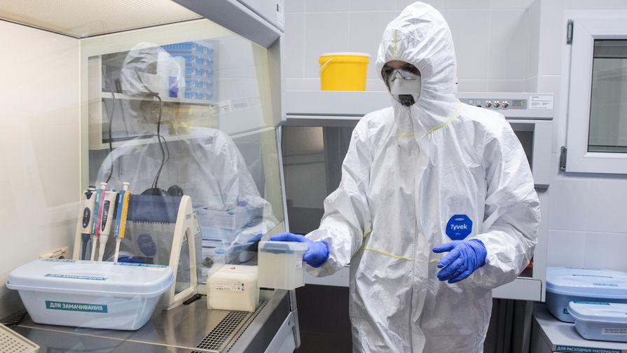 Россия первой в мире зарегистрировала тест-систему на британский штамм коронавируса