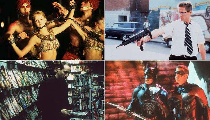 «Великий художник»: звезды попрощались с режиссером фильмов о Бэтмене
