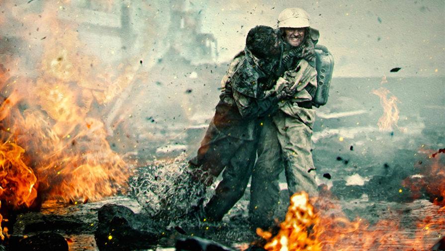 Постер к фильму «Чернобыль» (2020)