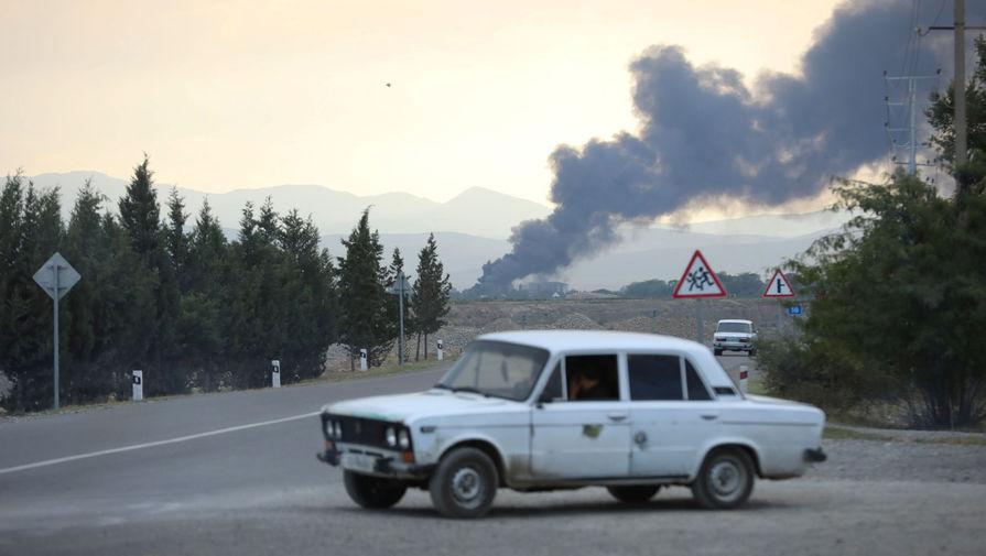 В Кремле назвали главное условие ввода российских миротворцев в Карабах