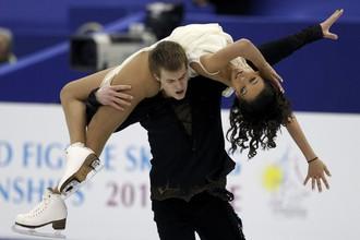 Елена Ильиных и Никита Кацалапов выиграли квалификацию на ЧМ-2012