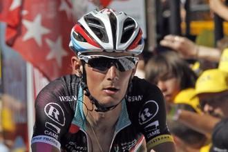 Франк Шлек снялся с гонки по совету UCI
