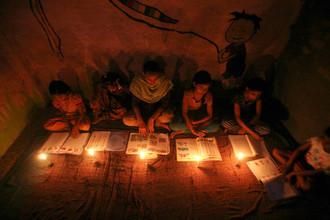В Индии в результате аварии без света остались 600 млн человек