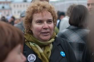 Заведующая кафедрой истории в гимназии №1567 Тамара Эйдельман