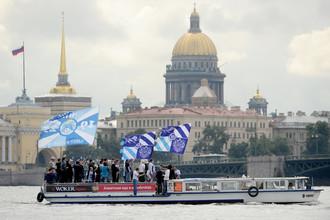 Санкт-Петербург через семь лет может принять матчи Евро-2020