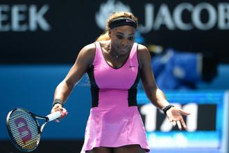 Пока главной сенсацией Australian Open — 2014 стало поражение американки Серены Уильямс от сербки Аны Иванович в 1/8 финала