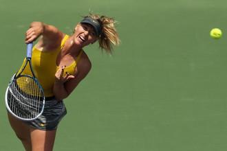 Мария Шарапова проиграла Серене Уильямс в полуфинале турнира в Майами