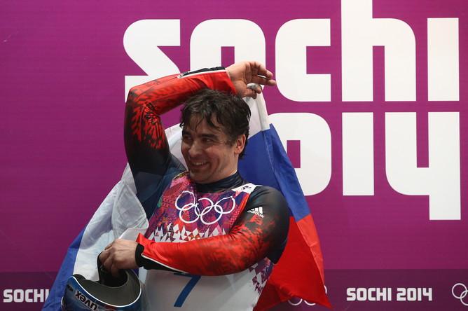 Трехкратный серебряный призер Олимпийских игр, капитан ВС РФ