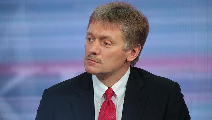 Дмитрий Песков лаконично прокомментировал расследование Навального о своем сыне