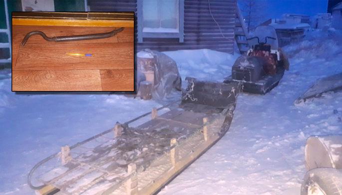 Якутские пленники: рецидивист забил односельчан гвоздодером