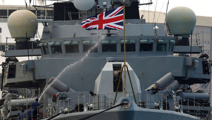 Решили сэкономить: Великобритания рискует остаться без фрегатов