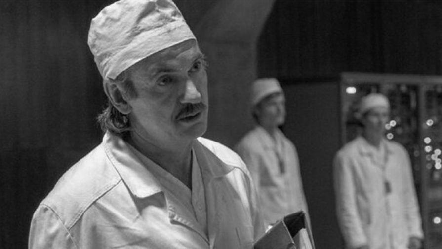 Пол Риттер в кадре из сериала «Чернобыль»