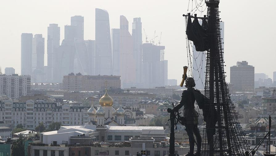 20 идей по развитию России: преобразование Москвы в международный финансовый центр