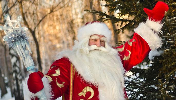 Россия верит в Новый год