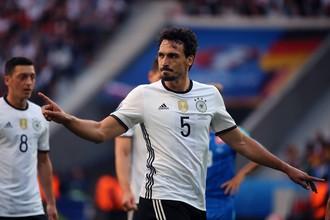 Сборная Германии сыграет с Сан-Марино в рамках отбора на ЧМ-2018