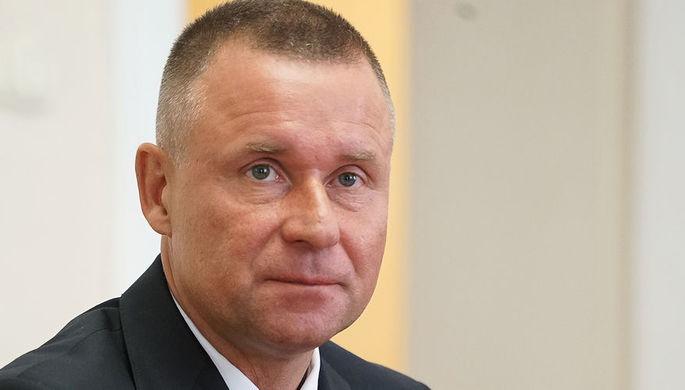 Глава МЧС Евгений Зиничев (сменил на посту Владимира Пучкова)