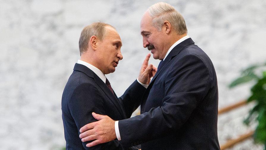 Владимир Путин и Александр Лукашенко проведут встречу в Могилеве